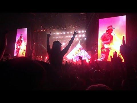 AFTERSHOCK MUSIC FESTIVAL 2018