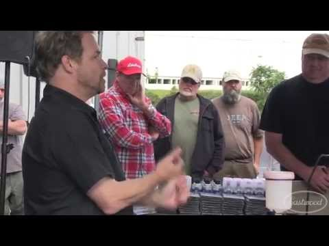 How To Paint & Set Up Your Spray Gun - Great Tips With Kevin Tetz At Eastwood Part 1 Of 2