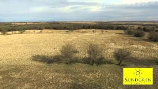 SOLD!! 210+- Acres in Elk County Kansas - Hunting Land & House For Sale