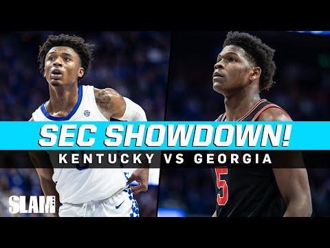 Anthony Edwards Gives Kentucky A TOUGH Test! 😤