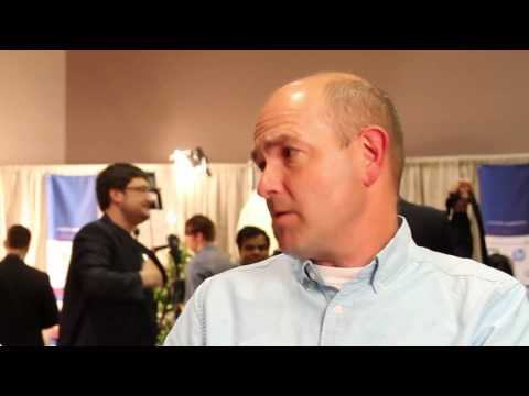 Chris Anderson Interview at TiEcon 2013 Media Lounge