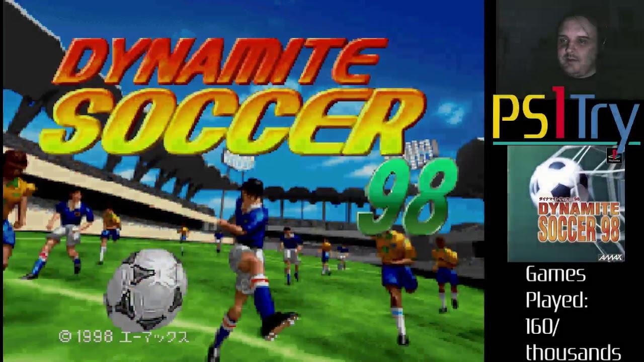 Dynamite Soccer '98 - YouTube