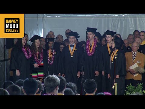 Harvey Mudd College 2016 Commencement