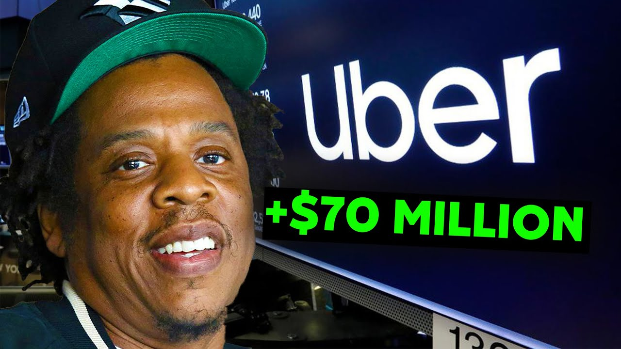 The Investments That Made Jay-Z A Billionaire
