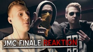 JMC REACTION - JOHNNY DIGGSON ft. DEAMON, SCENZAH, JURI & SPONGEBOZZ - Fame / BBM ist die Gang