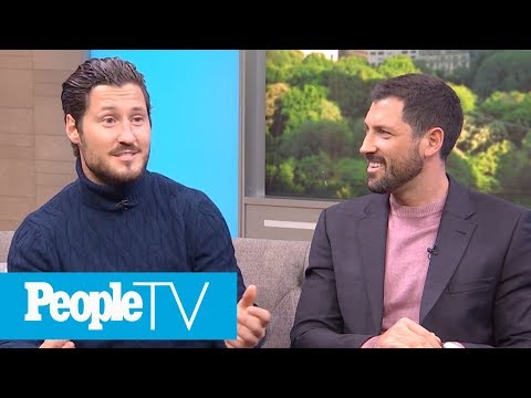 DWTS: Maks & Val Chmerkovskiy Reveal Which One Got Arrested As A Kid In Confess Sesh | PeopleTV
