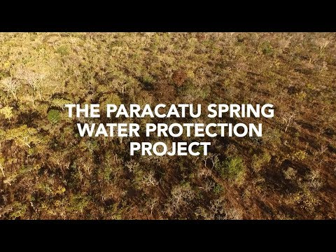 Kinross Gold partners with local organizations to protect water in Paracatu, Brazil