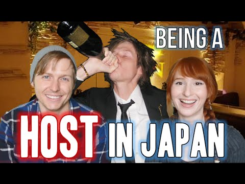 Being a host in Japan