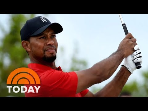 Tiger Woods Seeking 'Professional Help' After DUI Arrest | TODAY