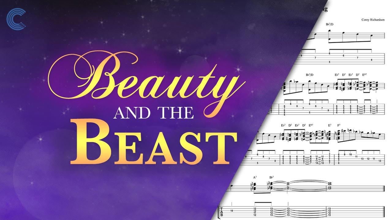 beauty and the beast chords # 25