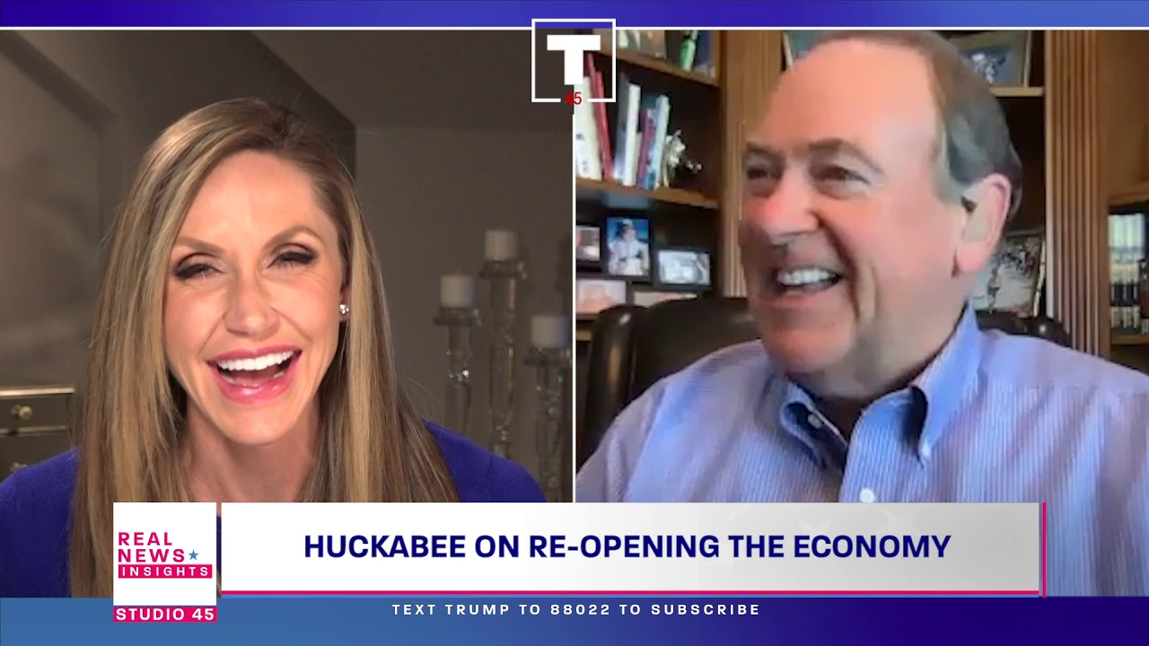 Real News Insights with Mike Huckabee