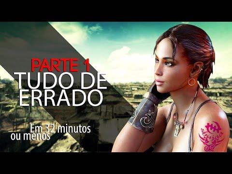 ESTÁ TUDO ERRADO COM: RESIDENT EVIL 5 - 1/3