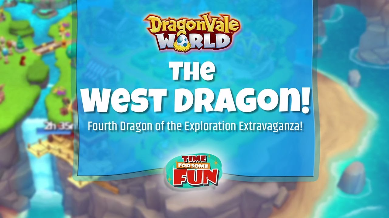 Dragonvale World | The West Dragon