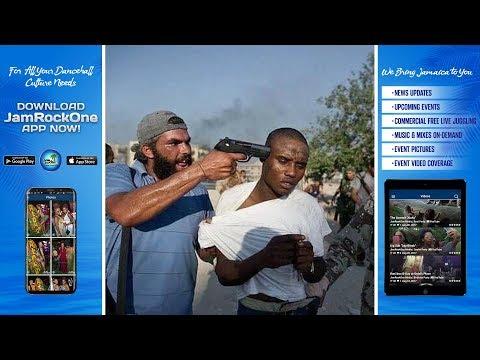 Black African Americans Being Sold In Libya