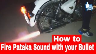 Pataka Sound with your Bullet bike | 2018