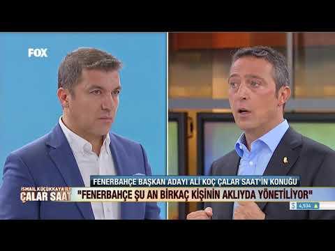 Ali Koç Fox Çalar Saat İzle 1 Haziran 2018 Part 4
