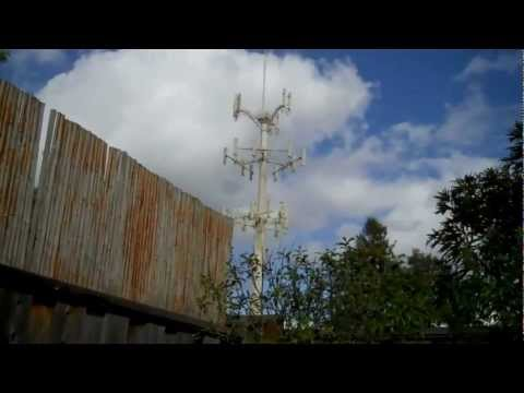 Dangerous RF Radiation Cell Tower in Residential Area