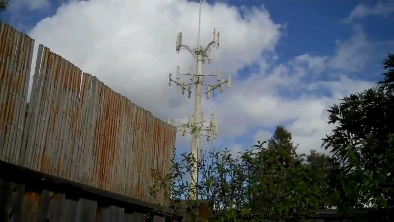 Cell Tower Radiation Research