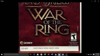 How to download Lord Of the Ring // download lord of the ring with patches