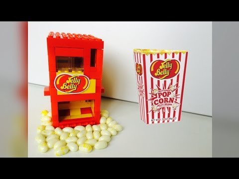 LEGO JellyBelly Machine