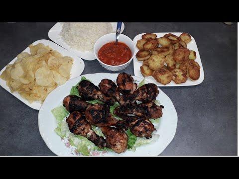 poulet-grillé-au-barbecue