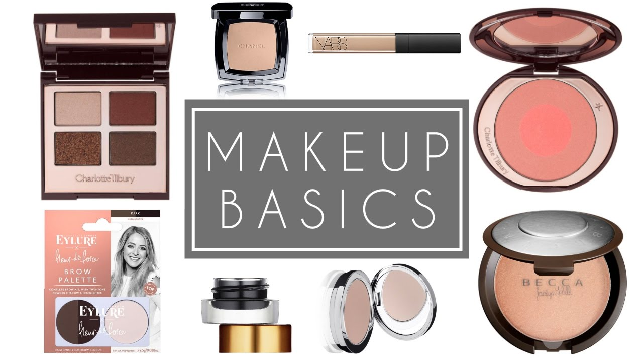 What you need for makeup 41