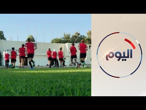منتخب كرة القدم الأردني للنساء يستعد لمنافسات كأس العرب