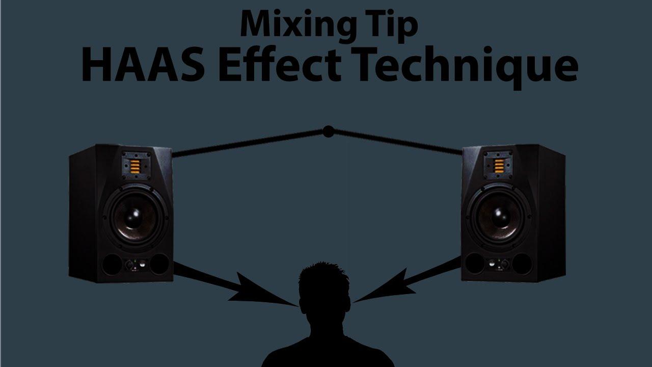 Mixing Tip - HAAS Effect Technique