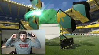 FIFA 17 | ULTIMATE POT OF GOLD SBC WITH EPIC PACK OPENING AND SNIPING | ST PATRICKS DAY CARDS