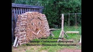 Стих: «Соседи». Автор: Светлана Кокорева. Читает: Наталия Черноусова