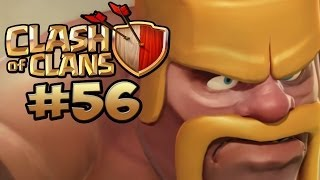CLASH OF CLANS #56 - WEITERE 3 STERNE CK & MEIN ANGRIFF ★ Let's Play Clash of Clans