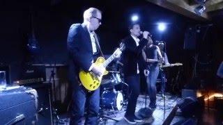 "2/3 Pizza Quick Band ""Call Me The Breeze"" (J.J Cale) 5 maart 2016 LIVE @ Bluescafe Apeldoorn NL """
