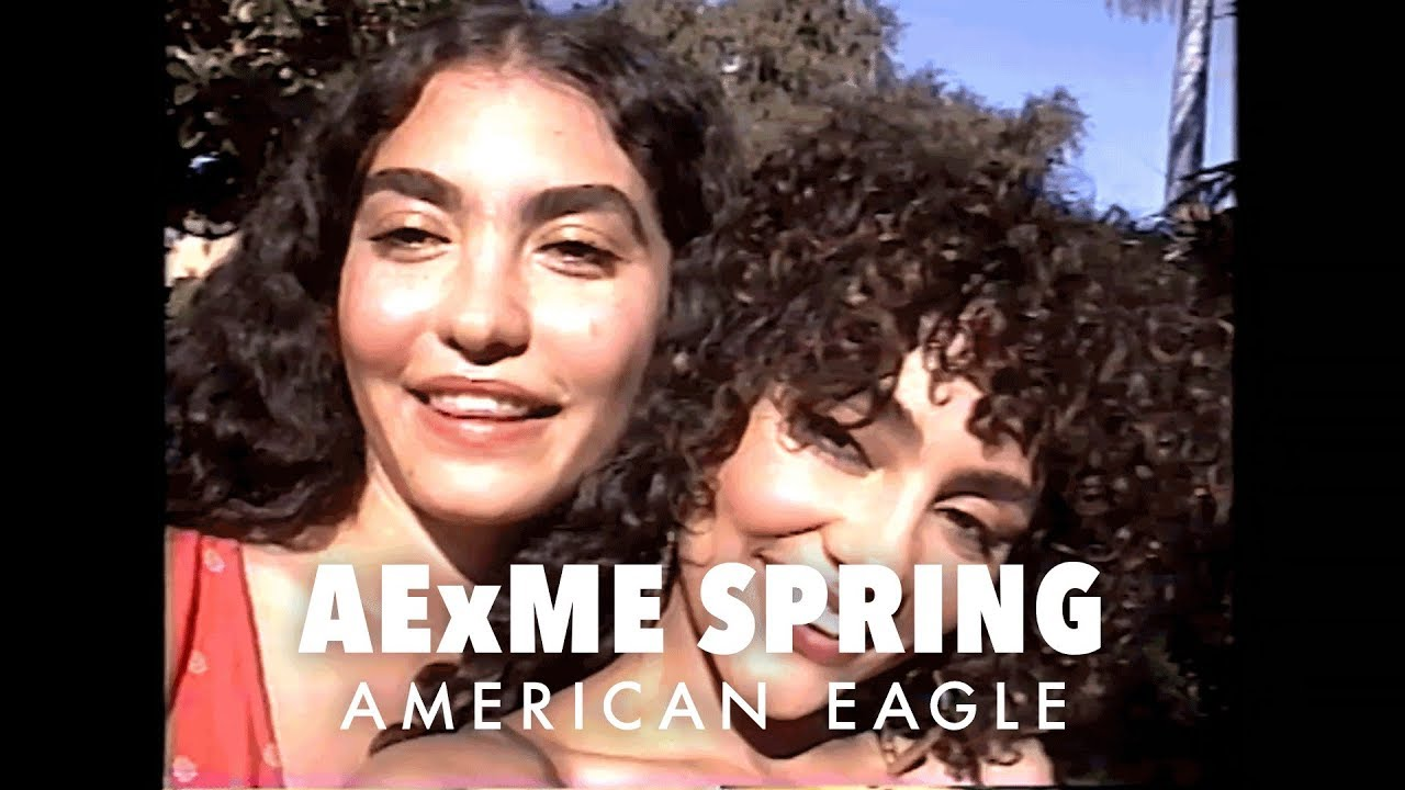 [VIDEO] - SPRING 2019 | AExME SPRING 2019 | American Eagle 4
