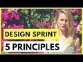 Design Sprint Principles: What to tell your team