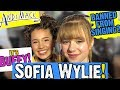 SOFIA WYLIE Aka BUFFY from Andi Mack Talks & ALMOST Sings!? WHAT!? 🤣