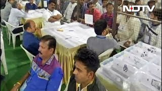 Assembly Election Results 2018 - BJP Ahead In Madhya Pradesh, Congress In Rajasthan In Early Leads