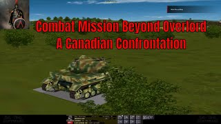 Combat Mission Beyond Overlord - A Canadian Confrontation
