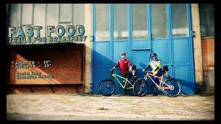 NICOLAI - Fast Food - trails for breakfast