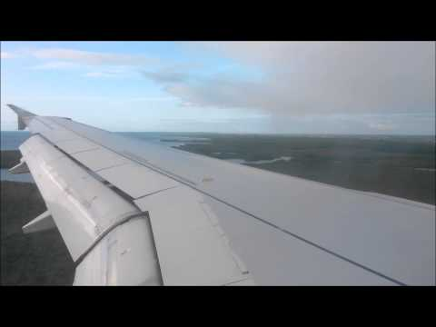 Flight Air France 601 Martinique to Guadeloupe in  July, 10