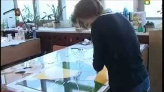 Витраж, изготовление витражей, Витражкомплект, www.etc-nv.ru(, 2009-11-20T19:39:45.000Z)