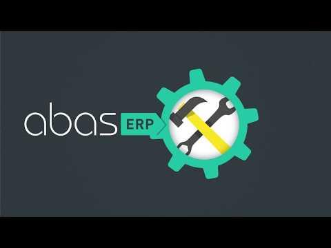 abas ERP demo video