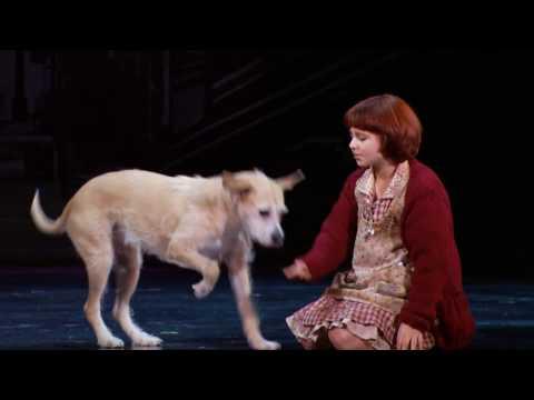 Annie on Tour montage (Broadway Chicago)