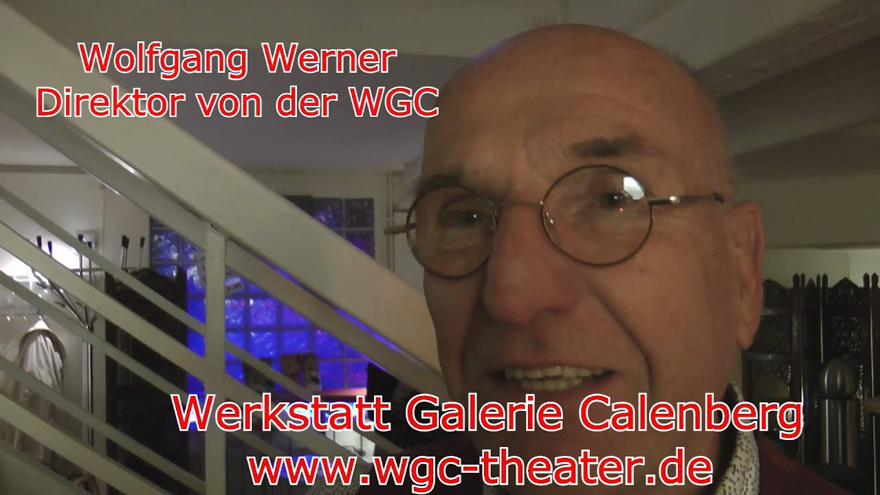 wolfgang werner ber werner momsen werkstatt galerie calenberg hannover youtube. Black Bedroom Furniture Sets. Home Design Ideas