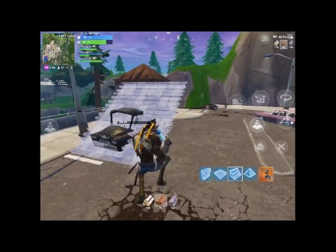 Playing some fortnite/300 wins/best mobile player in the world!