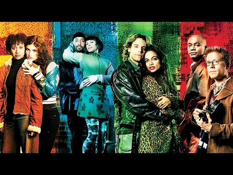 All Top 10 movie musicals - Rent