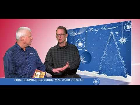 2017 First Responders Christmas Card Project - [Williams Broadcasting] - Enid, Oklahoma