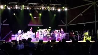 Heart performing live  Day of the Eagle by Robin Trower
