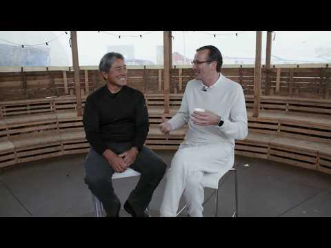Guy Kawasaki & Boris Veldhuijzen van Zanten on evangelism and surfing | TNW TV at #TNW2019
