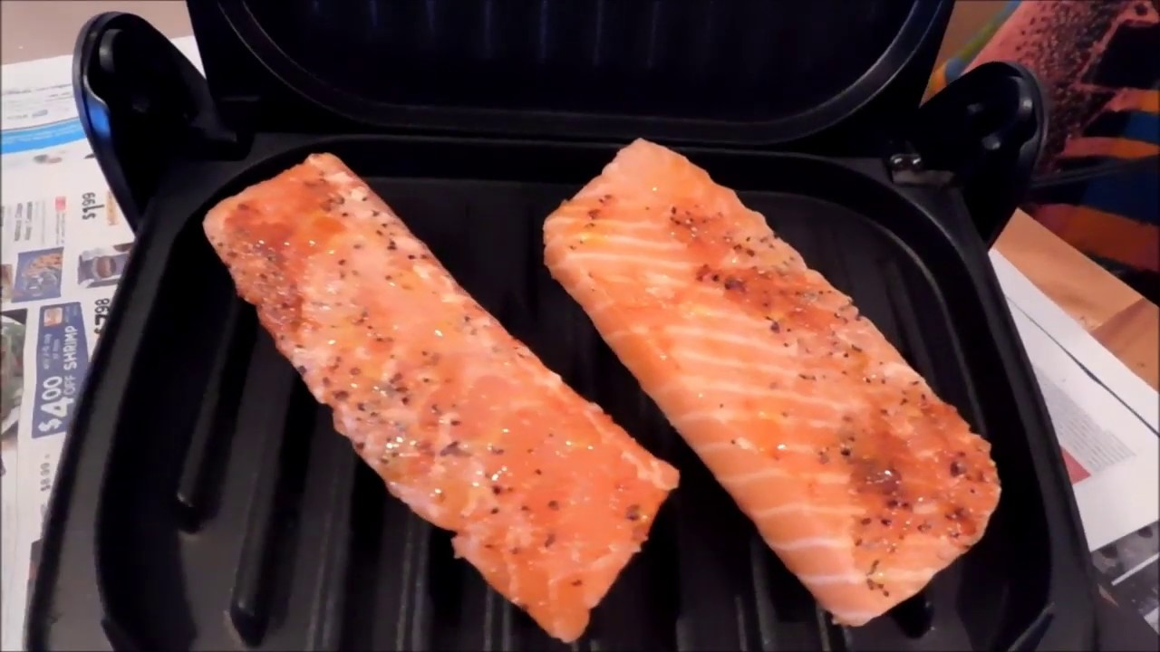 George Foreman Electric Grill,How To Make The Best Grilled ...