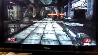 Unreal Tournament 3(xbox360) online Multiplayer Deck part 3